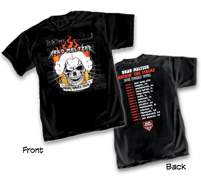 BRAD MELTZER: INNER CIRCLE TOUR T-Shirt