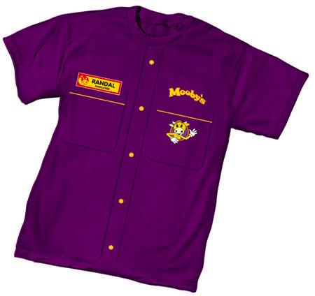 MOOBYS FUNPLOYEE STAFF T-Shirt