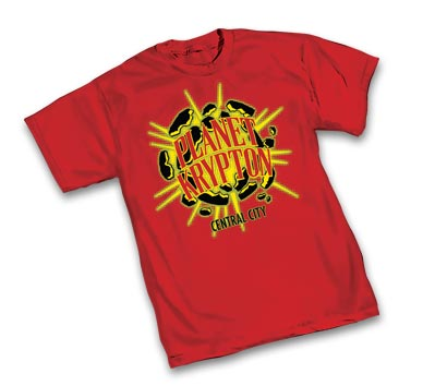 PLANET KRYPTON: CENTRAL CITY T-Shirt