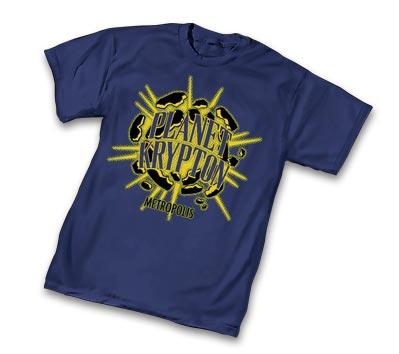 PLANET KRYPTON: METROPOLIS T-Shirt