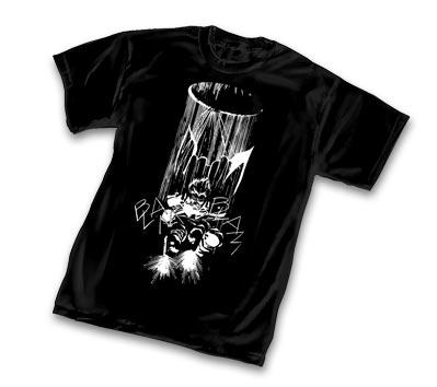 SIN CITY: MANHOLE T-Shirt by Frank Miller • L/A