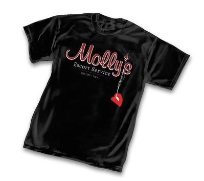 SIN CITY: MOLLYS T-Shirt by Frank Miller
