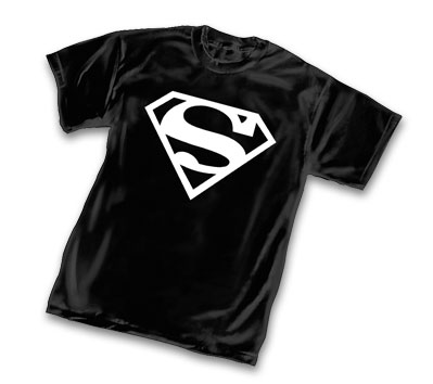 SUPERMAN SYMBOL V T-Shirt • L/A