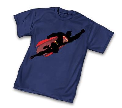 SUPERMAN: SHADOWS T-Shirt • L/A