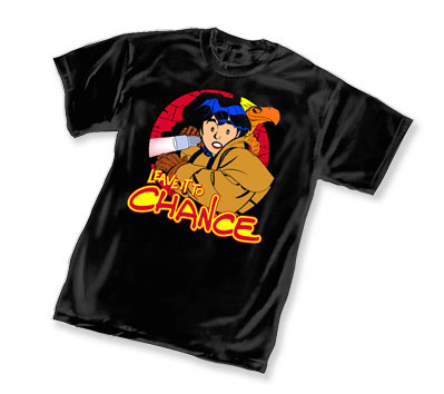 LEAVE IT TO CHANCE T-Shirt by Paul Smith • L/A