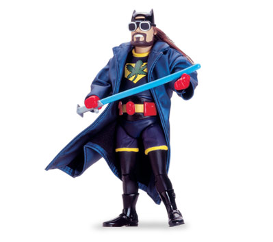 BLUNTMAN Action Figure