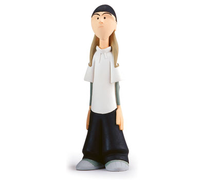 CLERKS InAction Figures - JAY