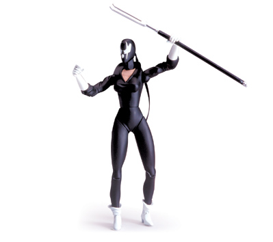GRENDEL:CHRISTINE SPAR Action Figure