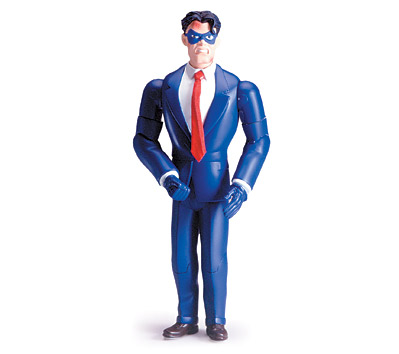 THE SPIRIT Action Figure