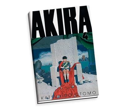 AKIRA 4 Ltd. Book by Katsuhiro Ottomo
