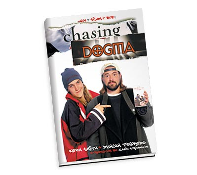 CHASING DOGMA Limited Hardcover Book by Kevin Smith