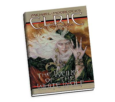 ELRIC: WEIRD OF WHITE WOLF Ltd. Book by Thomas