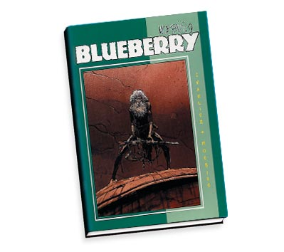 MOEBIUS 9: BLUEBERRY Ltd. Book by Charlier & Giraud