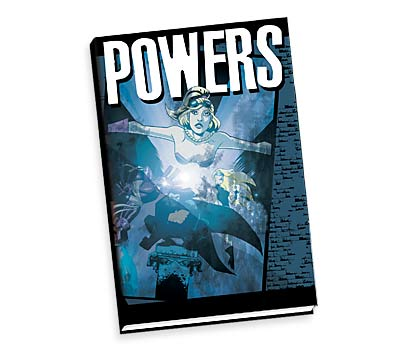 POWERS: WHO KILLED RETRO GIRL Ltd. Book by Bendis