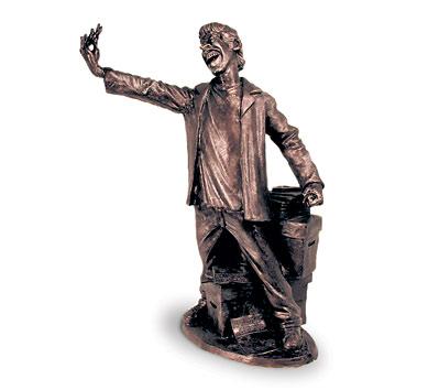 BRODIE Cold-Cast Statue