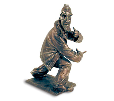 JAY Cold-Cast Statue