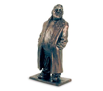 SILENT BOB Cold-Cast Statue