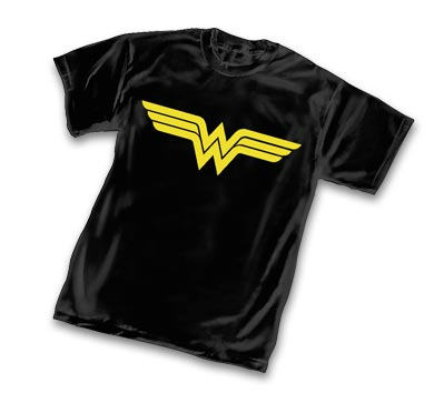 WONDER WOMAN I SYMBOL T-Shirt