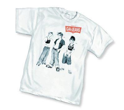 KABUKI: GAI-JEANS T-Shirt by David Mack