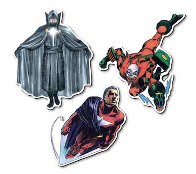 ASTRO CITY #1 Magnet Set