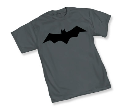 ANIMATED BATMAN SYMBOL T-Shirt
