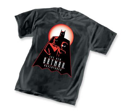 ANIMATED BATMAN LOGO T-Shirt • L/A