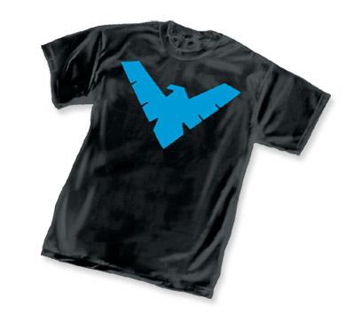 ANIMATED BATMAN: NIGHTWING SYMBOL T-Shirt