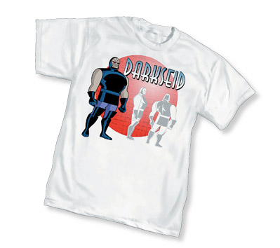 ANIMATED SUPERMAN: DARKSEID T-Shirt