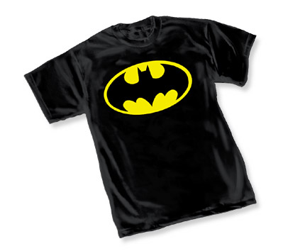 BATMAN SYMBOL T-Shirt (black)
