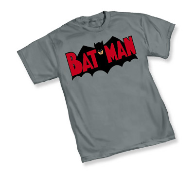 BATMAN LOGO T-Shirt • L/A