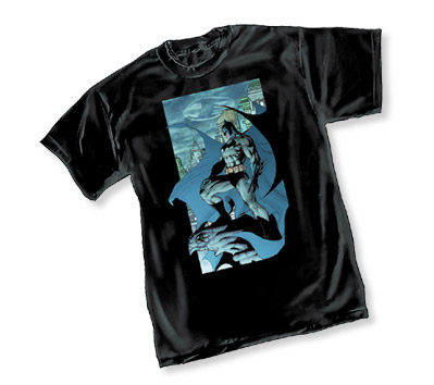 BATMAN I T-Shirt by Jim Lee