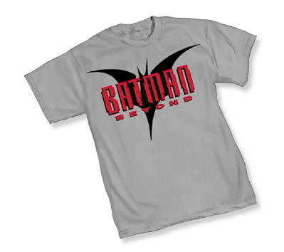 BATMAN BEYOND LOGO T-Shirt • L/A