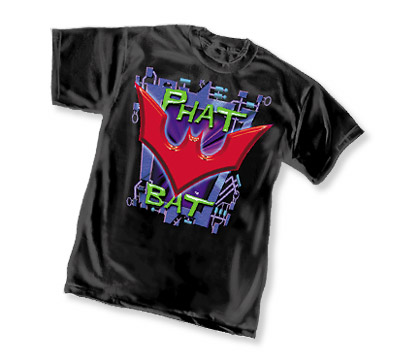 BATMAN BEYOND: PHAT BAT T-Shirt • L/A