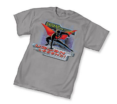 BATMAN BEYOND: URBAN LEGEND T-Shirt • L/A