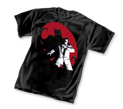 BATMAN/BRUCE WAYNE T-Shirt by Dave Johnson • L/A