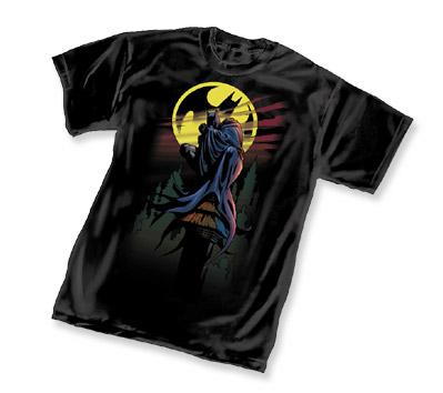 BATMAN: GOTHIC KNIGHT IV T-Shirt • L/A