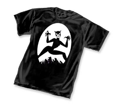 CATWOMAN II T-Shirt • L/A