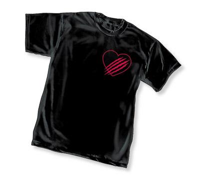 CATWOMAN: SCRATCHED T-Shirt • L/A
