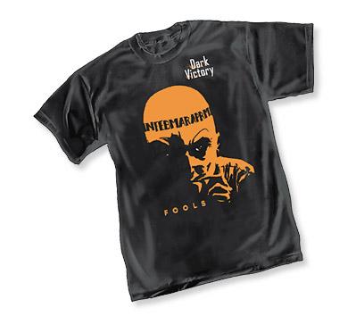 DARK VICTORY VII: FOOLS T-Shirt by Tim Sale • L/A