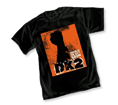 DK2: COMING T-Shirt by Frank Miller • L/A