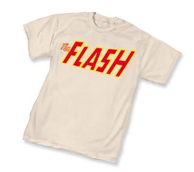 FLASH LOGO T-Shirt • L/A