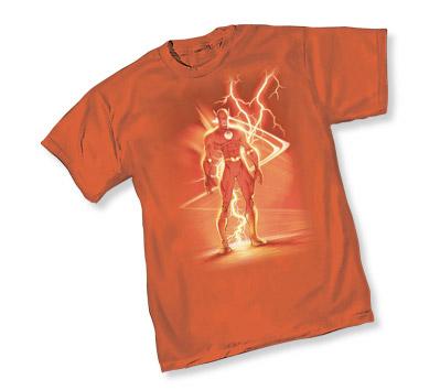 FLASH III T-Shirt by Michael Turner