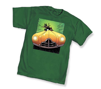 GREEN ARROW & SPEEDY T-Shirt • L/A