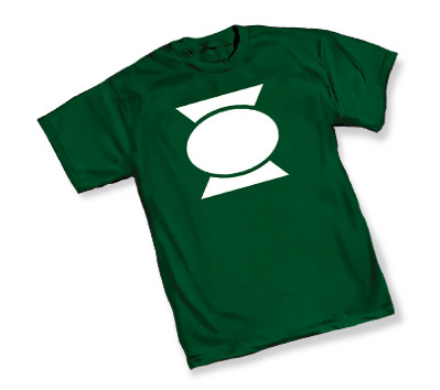 NEW GREEN LANTERN SYMBOL T-Shirt