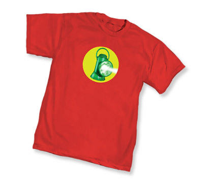 GOLDEN AGE GREEN LANTERN SYMBOL T-Shirt