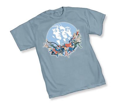 JLA III T-Shirt • L/A