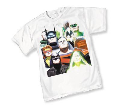 KINGDOM COME I T-Shirt by Alex Ross • L/A