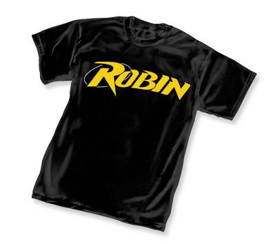 ROBIN LOGO T-Shirt • L/A