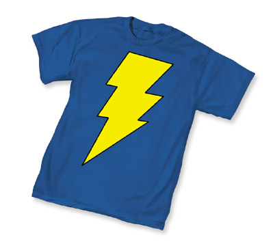 CAPTAIN MARVEL JR. SYMBOL T-Shirt