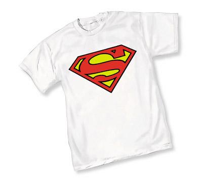 SUPERMAN SYMBOL IV T-Shirt (white)
